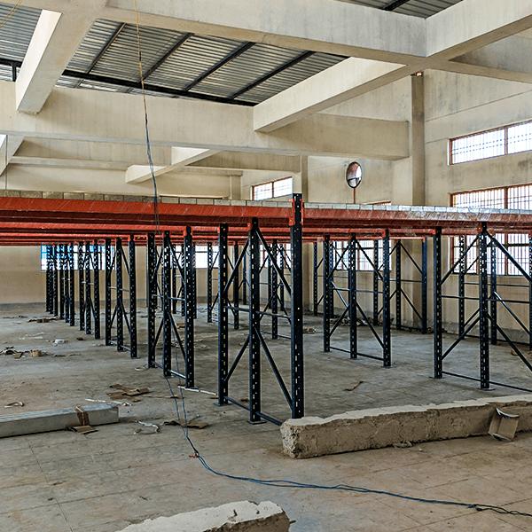 Modern Mezzanine Floor