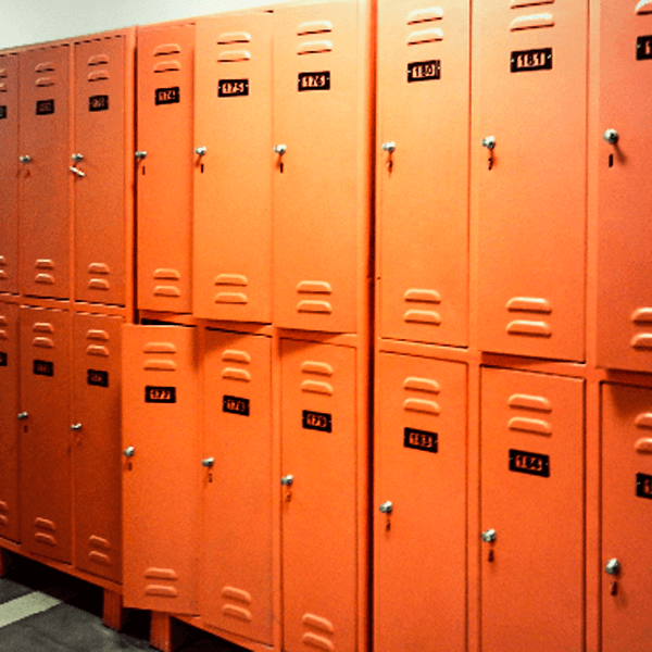 Staff Lockers